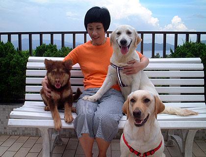 Liza, Lucky, Momo and Fok Fok Route_photo_1018