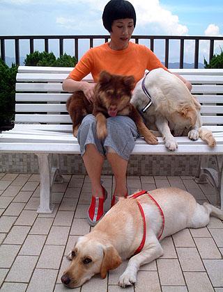 Liza, Lucky, Momo and Fok Fok Route_photo_1019