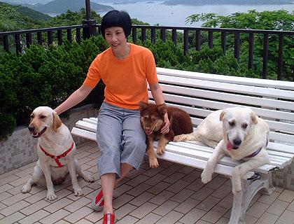 Liza, Lucky, Momo and Fok Fok Route_photo_1021