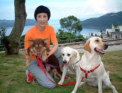 Liza, Lucky, Momo and Fok Fok Route_photo_1023
