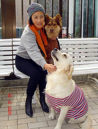 Liza, Lucky, Momo and Fok Fok Route_photo_1353