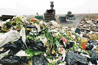 垃圾处理步骤图片